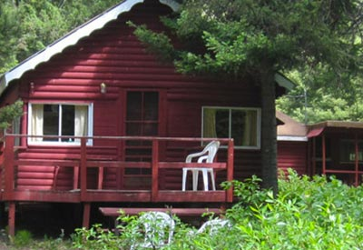 West Yellowstone Madison River Cabin Rentals