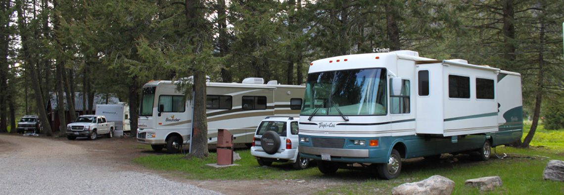 West Yellowstone MT Madison RV Park