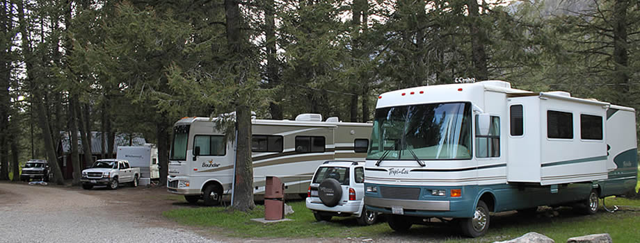West Yellowstone Montana RV Park